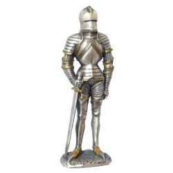 Alavinis riteris su kardu