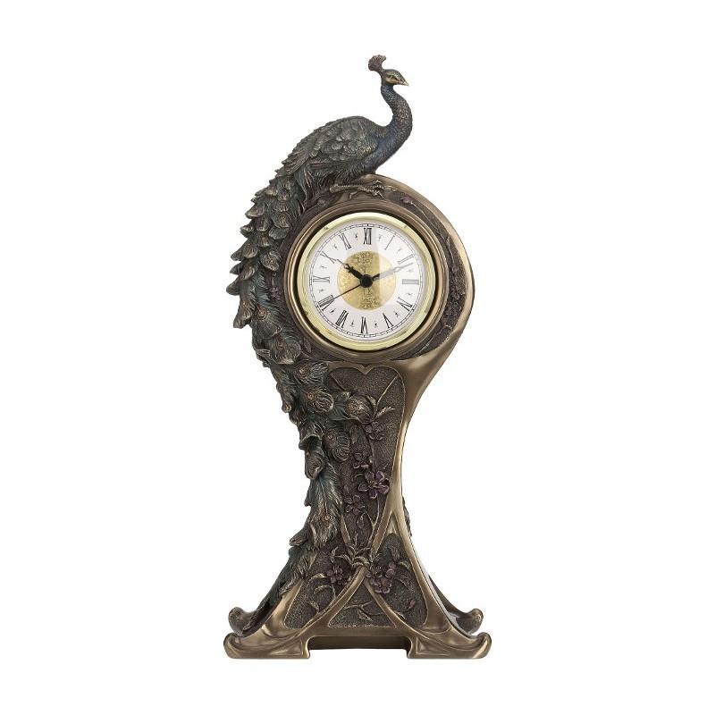 Laikrodis su povu