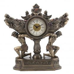 Baroko stiliaus laikrodis