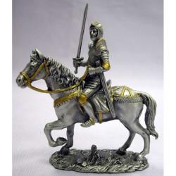 Alavo riteris ant arklio