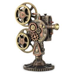 Steampunk projektorius