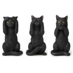 Katės - Nieko nematau, Nieko negirdžiu, Nieko nesakau