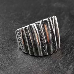 Sidabrinis žiedas 16,5 mm