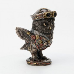 Steampunk Pelėda. Veronese kolekcija